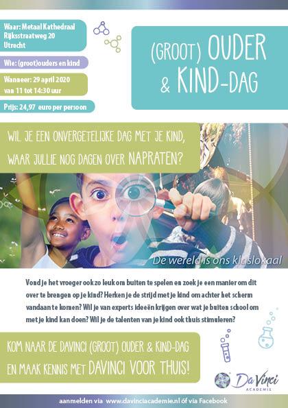 Een onvergetelijke dag met je kind in Utrecht tijdens de meivakantie