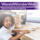 Elektronische leeromgeving voor kinderen   WereldWonderWeb