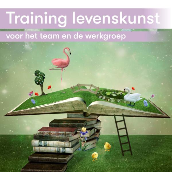 Leerlijn levenskunst   Thematisch leren met DaVinci's onderwijsmethode voor basisscholen