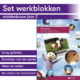 Thematisch leren met DaVinci's onderwijsmethode voor basisscholen   Set werkblokken middenbouw