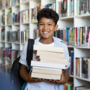 Leesplezier bevorderen op basisscholen