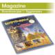 DaVinci's taallijn maakt gebruik van thema-magazines zoals het Egyptenaren magazine
