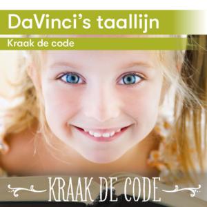 DaVinci's taallijn voor basisscholen, Kraak de Code