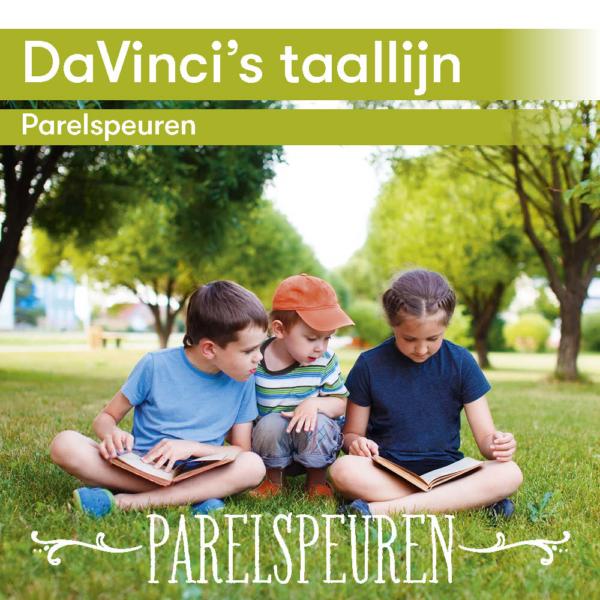DaVinci's taallijn voor basisscholen, parelspeuren